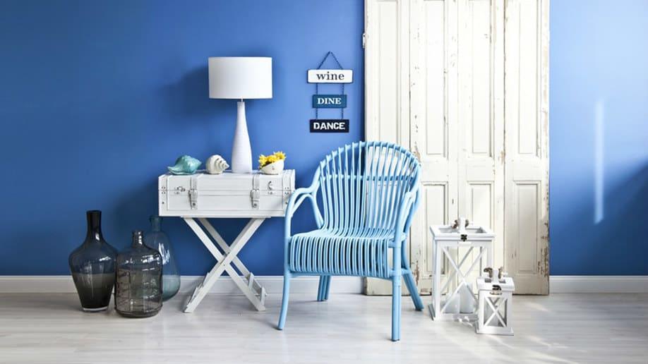Greek blue – tendência de decoração para 2017