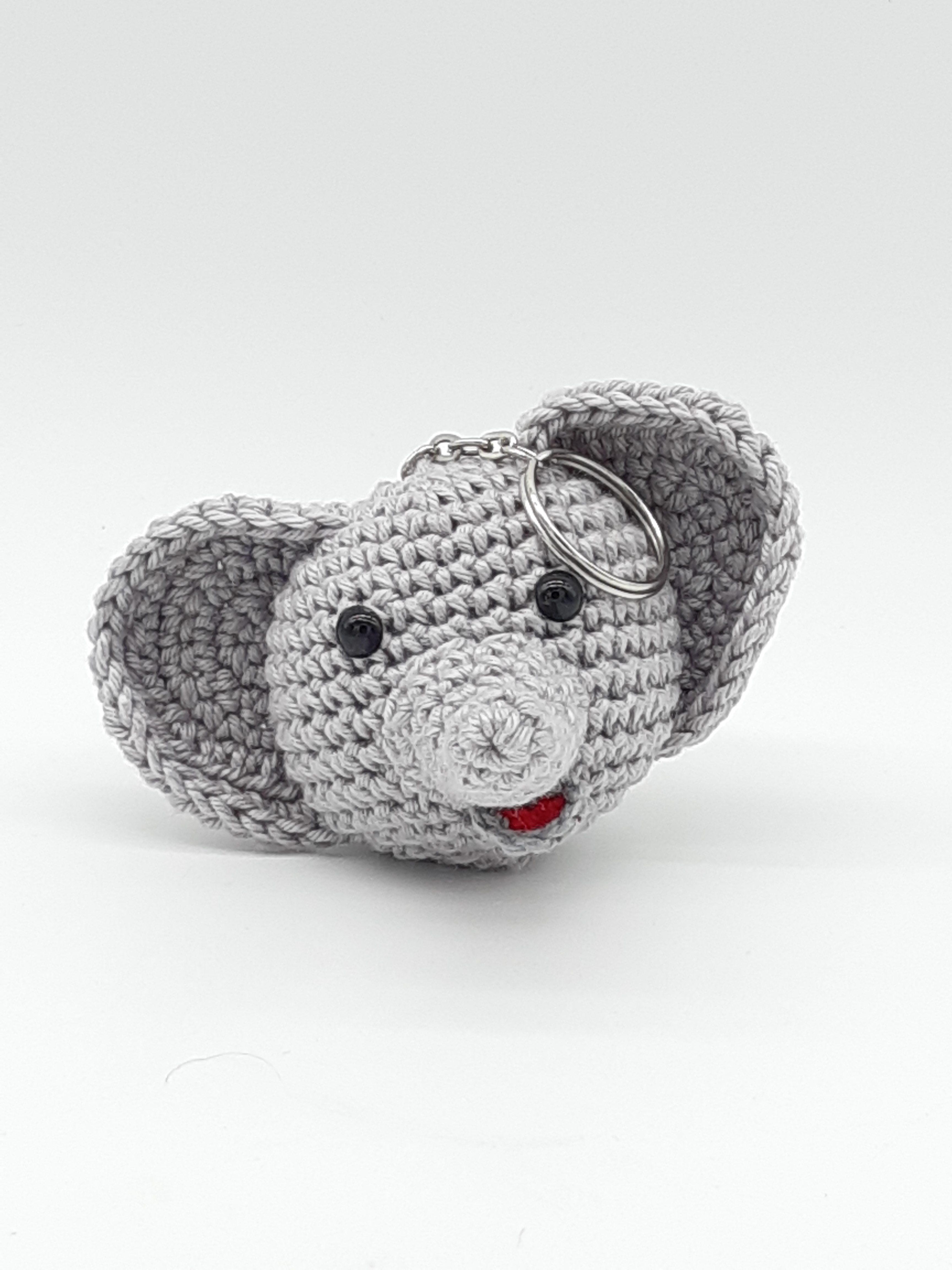 Boneca feita em Amigurumi chaveiro no Elo7 | Quanto mais Crochê ... | 4608x3456